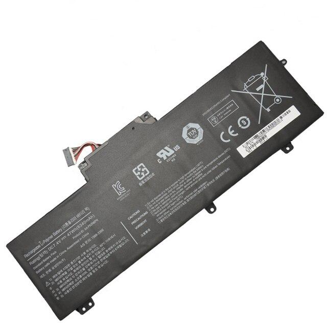 Original 7.4V 47Wh Li-polymer laptop battery AA-PBZN6PN for Samsung NP350U2A NP350U2B NP350U2Y BA43-00315A batteries batteria