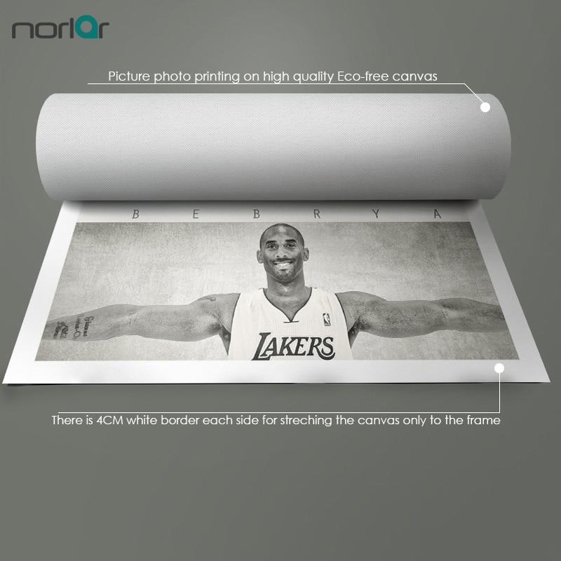 Leinwand Malerei Michael Jordan FLÜGEL Basketball Sport Poster ...