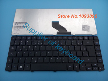Brasil nuevo teclado para Acer Aspire 4820 de 4820G 4820 T 4820TG 4820TZ 4820TZG portátil Brasil teclado