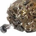Miyota 8N24 Automatische Mechanische Skeleton Bewegung 21 Juwelen Japan Gemacht-in Mechanische Uhren aus Uhren bei