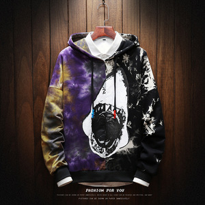 Image 4 - 22 Style automne printemps 2020 sweat à capuche hommes Hip Hop Punk pull Streetwear décontracté mode vêtements Plus asiatique taille M 5XL