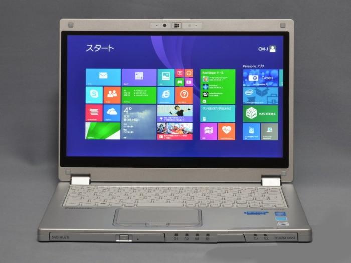 Ordinateur utilisé Panasonic MX3 CF-MX3 diagnostic ordinateur portable à écran tactile Robuste anti-goutte conception pour ODIS alldata étoile C4 C5 C6 ICOM