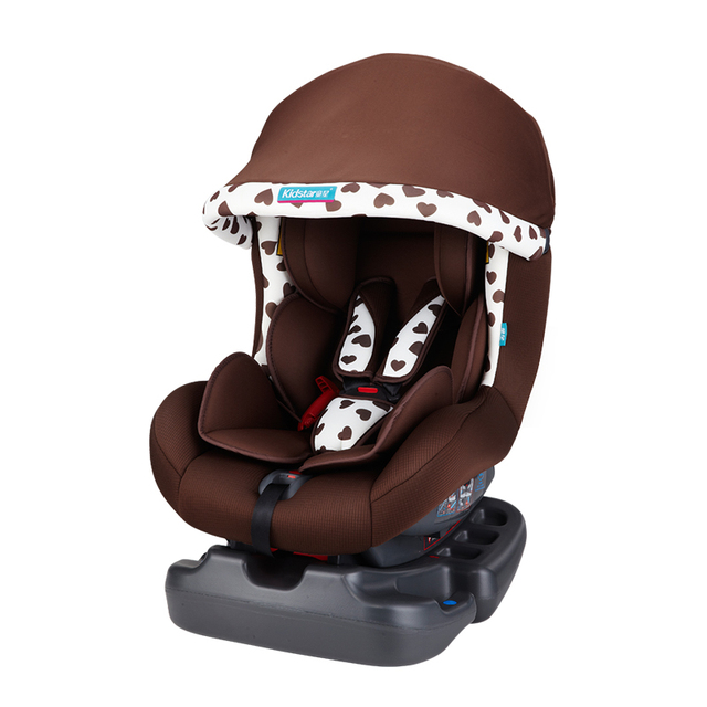 Upgraded KS2096 Plus Safety Car Seat Rearward Facing And Foreward 5 Points Belt Suitable