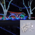 3M X 3M 448LED 110V US Plug Christmas String Fairy Wedding Curtain Light ABS IP65 Waterproof LED String Lights Hot Sale