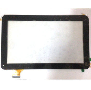 """5PCs/lot New 10.1"""" inch Tablet YCF0464-A touch screen digitizer panel Sensor Glass Replacement Free Shipping"""
