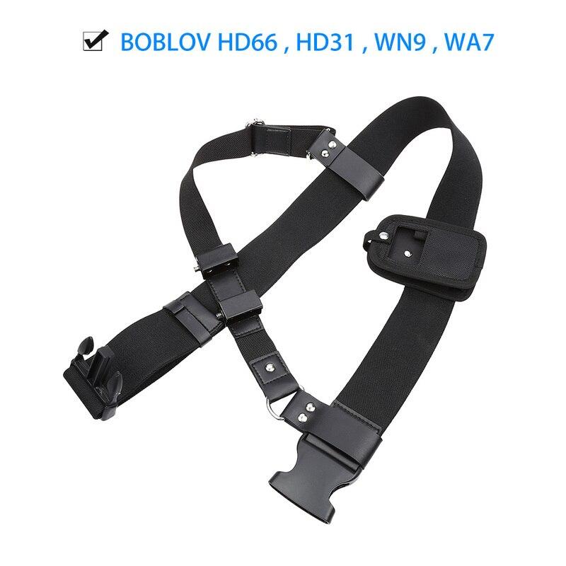 Body Camera Blet For BOBLOV WA7 WN9 HD31 HD66 Body Worn Camera BeltBody Camera Blet For BOBLOV WA7 WN9 HD31 HD66 Body Worn Camera Belt