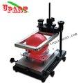 Ручной экран шар печатная машина трафаретной печати
