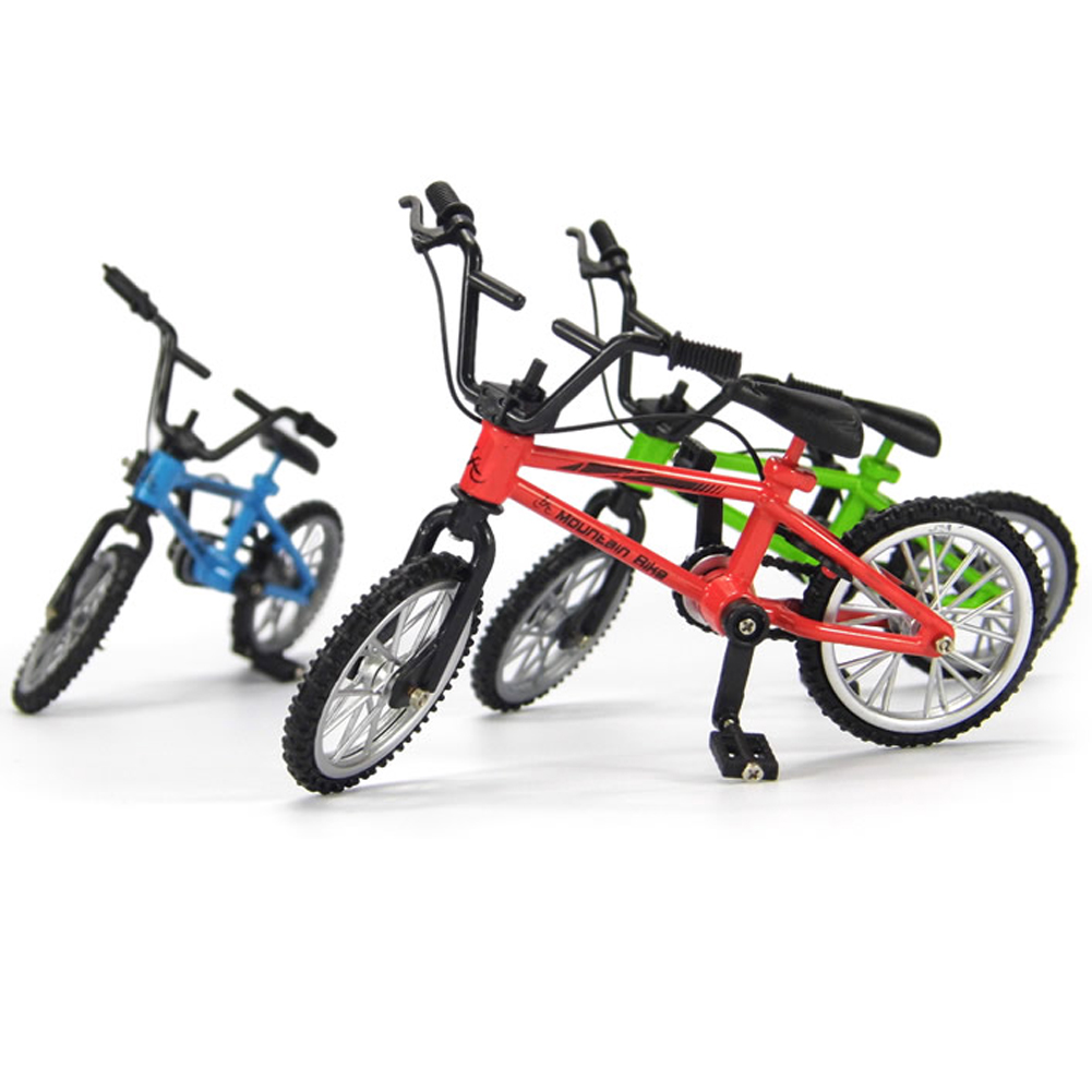 Big Boy Toys Motorcycles : Alloy mini finger bmx toys hand mountain bike model with