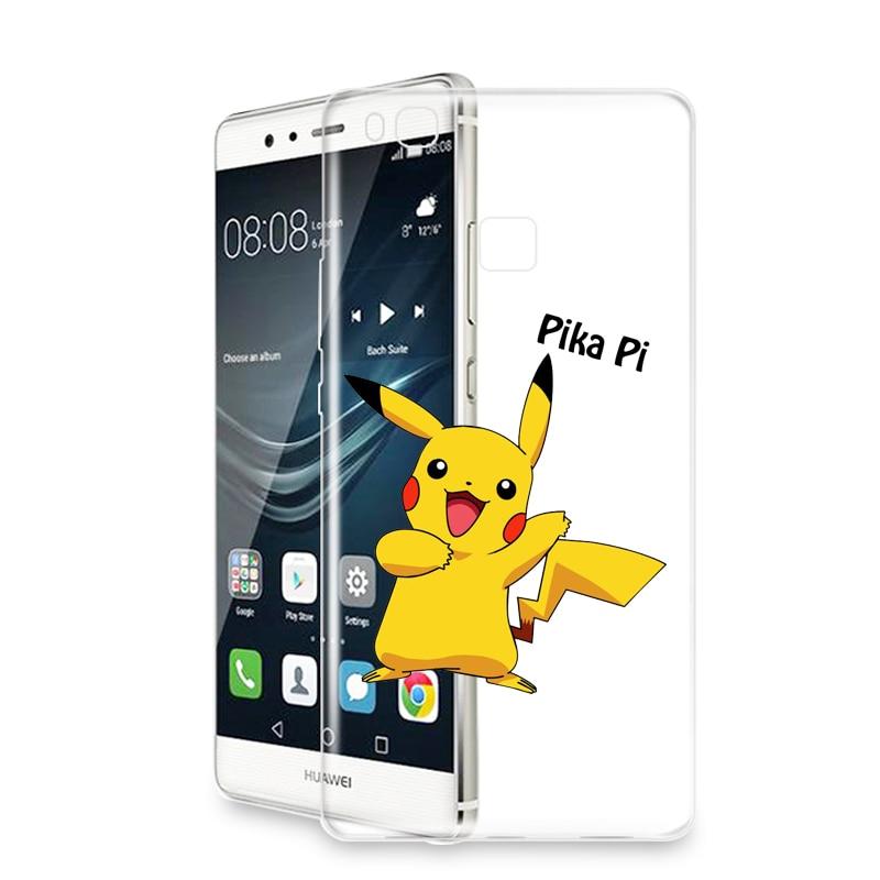 coque huawei p9 lite pikachu