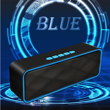 Ini 2019 Baru Portabel Bluetooth Speaker Subwoofer Speaker Nirkabel Speaker Sound System 3D Musik Stereo Surround Mendukung TF(China)