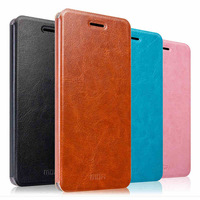 Original Mofi For Xiaomi Redmi Note 4 Case Hight Quality Luxury Flip Leather Stand Case PU