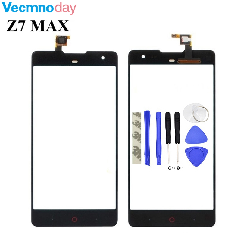 Vecmnoday 5.5'' Touch Panel Digitizer For ZTE Nubia Z7 MAX NX505J Touch Screen Digitizer Panel Screen