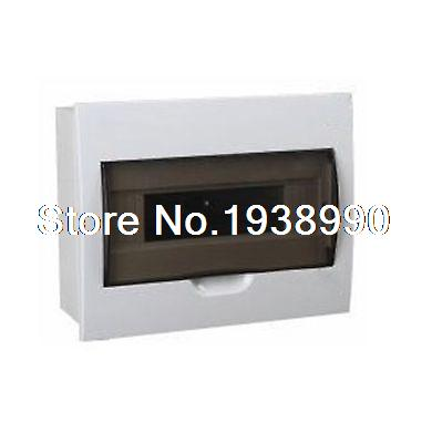 цена на 18 Way Enclosure Plastic Residence Surface Mounted Distribution Box Switchboard