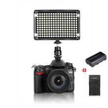 Aputure AL-H198 Amaran On-camera LED Video Light CRI 95+ for Camcorder Light Photographic Lighting With Battery and Charger цена