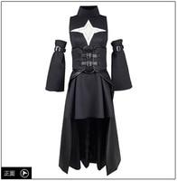 High Quallity Japanese Anime To LOVE Ru Eve Man Woman Cosplay Costume Dress + Sleeve