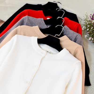 2018 Women Cardigan classic Knitted Sweater Coat Crochet O-neck style Female large sizes Casual Woman Knit Cardigans Tops