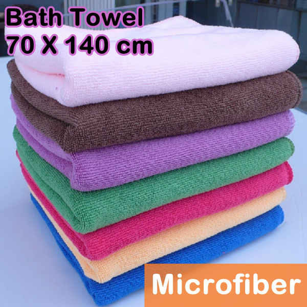 Aliexpress.com : Buy 5 Pcs/Lot Bulk Microfiber Fabric Bath