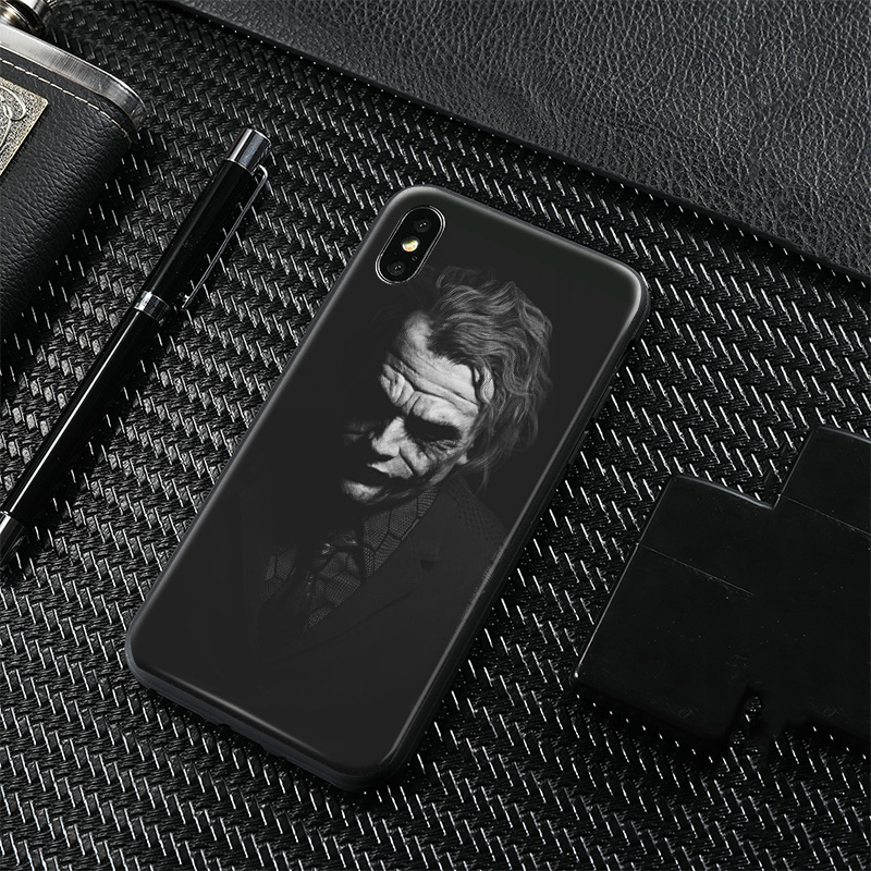 MARY MURRAY Black TPU Silicone case,for iPhone 7 PlusiPhone 8 Plus (5.5 Version) Phone case