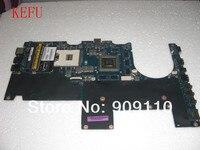 KEFU USO i5 CPU per DELL madre del computer portatile non-integrated M14X R1 LA-6801P XYCJJ 0 XYCJJ PALB0