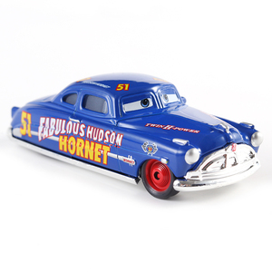 Image 2 - Disney Pixar coches de juguete de Metal fundido a presión, nueva marca en Stock, Disney Cars 2 y Cars3
