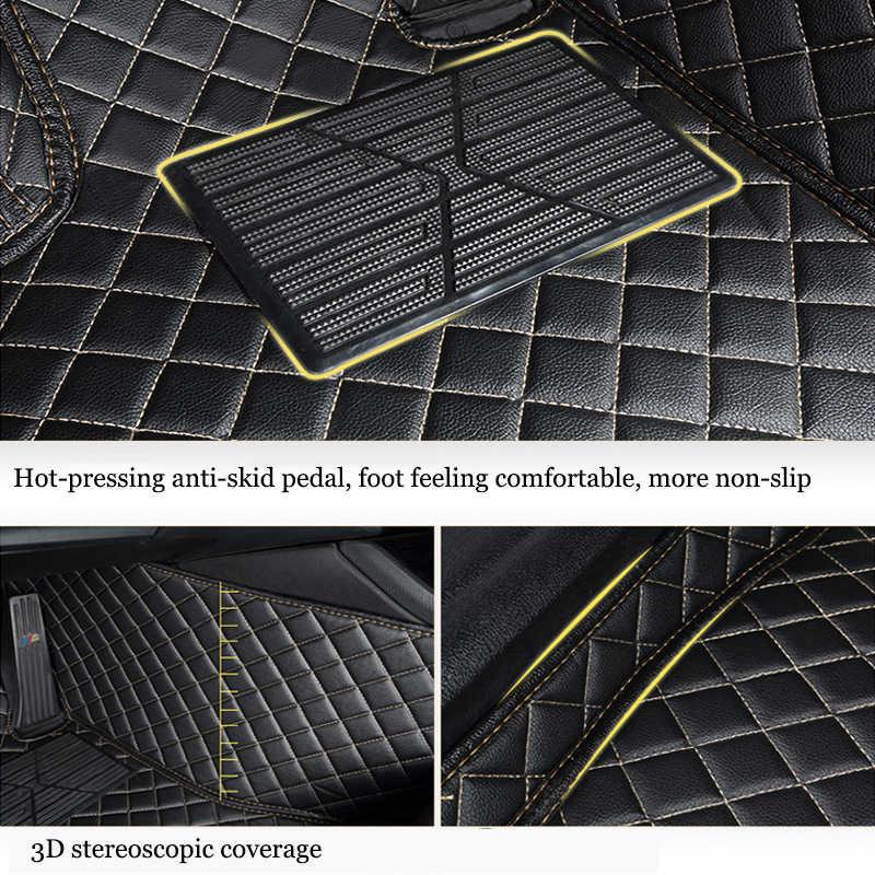 รถสำหรับ Opel antara K Opel Corsa D Zafira Tourer 2013 อุปกรณ์เสริมรถยนต์ mats
