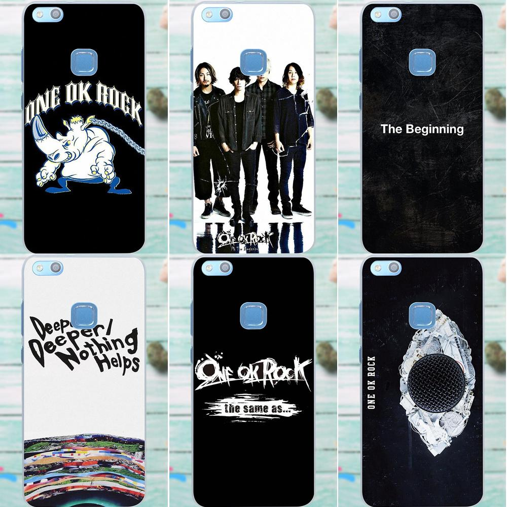 Suef One Ok Rock For Apple iPhone X 4 4S 5 5C SE 6 6S 7 8 Plus For LG G3 G4  G5 G6 K4 K7 K8 K10 V10 V20 Soft Best Cases