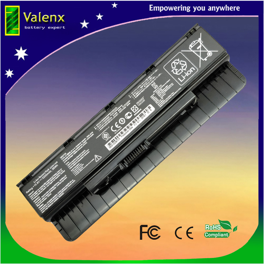 A32LI9H A32N1405 battery for ASUS G551 G551J G551JM G58 G771 G771JK N551 N551J N751 N751J GL771JW N551JK-CN167H 10 8v 56wh original new laptop battery for asus g551 g58jk g771 g771jk a32n1405 n551