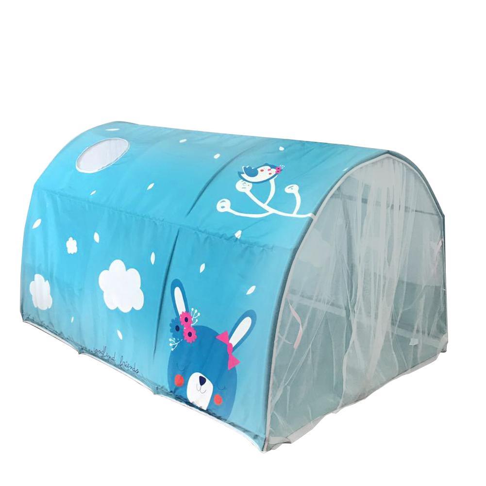 Tente bébé pliable lit bébé enfants tente fantaisie dessin animé enneigé pliable Playhouse confortable lit tentes