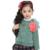 Ropa De Bebé Niña de Punto Jersey de Primavera, Otoño Del Bebé Del Desgaste de la Ropa Suéteres de los Bebés chaqueta de Punto Invierno Coreano