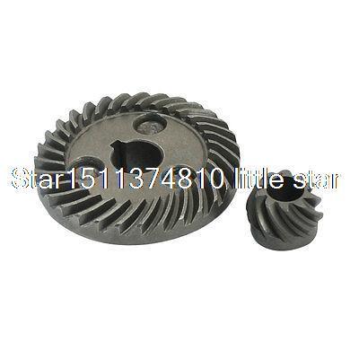 Power Tool Repairing Spiral Bevel Gear Set for Hitachi 100 Angle Grinder metal spiral bevel gear set for bosch gws 6 100 angle grinder