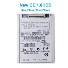 "Жесткий диск 1,"" CE/ZIF 80 Гб MK8009GAH для d430 D420 xt1 2510P 2710P NC2400 sony sr68e Замена mk1214gah mk6008gah"