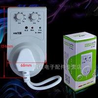 1Pcs Refrigerator Electronic Thermostat Timer Refrigerator Delay Protection Energy Saving Switch SACO 808