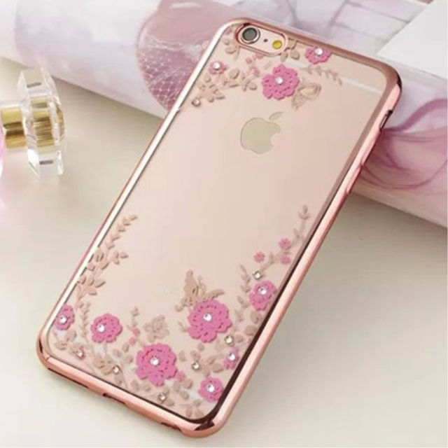 Rhoada Soft Tpu Slim Silicone Coque Case For Iphone 5 5s Se 6 6s