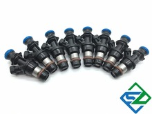 8pcs Fuel Injector Nozzle For Cadillac Chevrolet Express 1500 2500 Silverado 3500 GMC Savana 1500 Hummer H2  17113553 new o2 oxygen sensor 0258005703 4 wires for cchevrolet express 1500 2500 3500 gm c savana sierra 1500 oldmobile pontiac grand