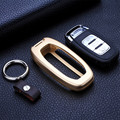 aluminum alloy car key case for Audi Q5 A5 A3 A4L A5 A6 A8L accessories