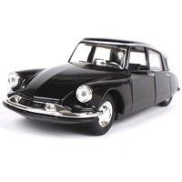 1:32 Scale Metal Alloy 1955 Citroen DS19 1952 Citroen 2CV Vintage Classic Car Model Diecast Vehicles Toys or Collection