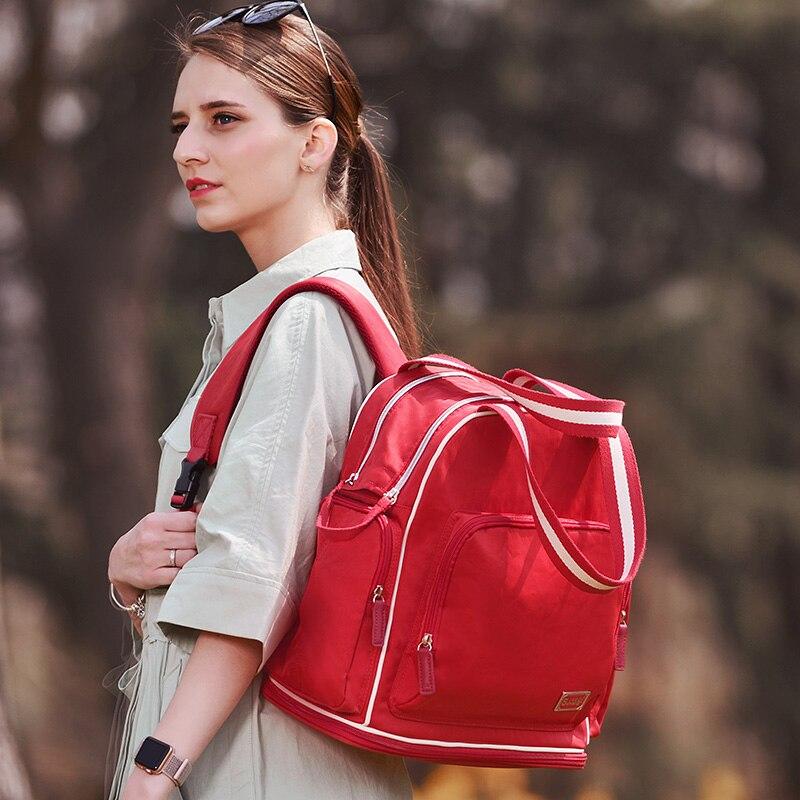 Sunveno Fashion Baby Bag Brand Stroller Bag Maternity Diaper Bag Large Capacity Travel Backpack For Mommy Bolsa Maternidade