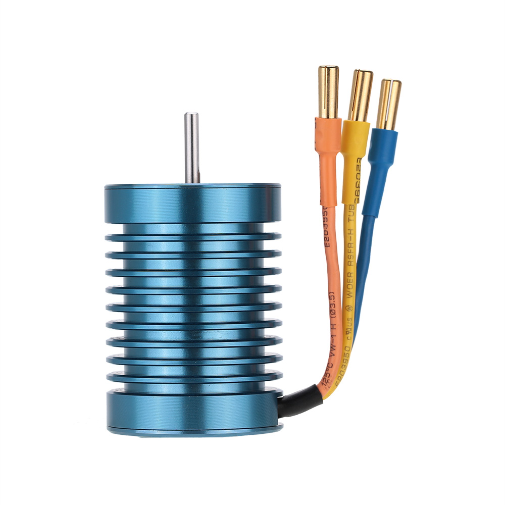 CYW-3650 3300KV/4P Brushless Motor for 1/10 RC Car Parts