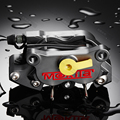 motorcycle brake caliper 64mm hole to hole location brake system pumb for ducati honda yamaha kawasaki modify free shipping