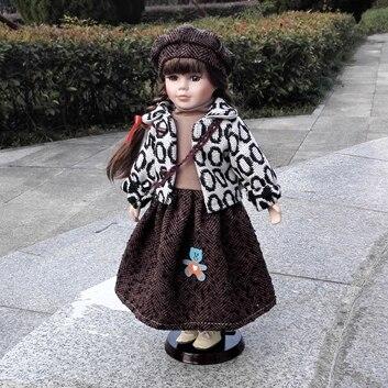 Venta caliente 41 CM Estilo Europeo Victoria Estilo Rusia Muñeca - Muñecas y accesorios - foto 1