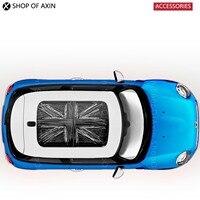 GreySketch UK sun roof Graphics stickers Sunroof for MINI Cooper clubman countryman hardtop R50 R53 R55 R56 R60 R61 F54 F55 F56