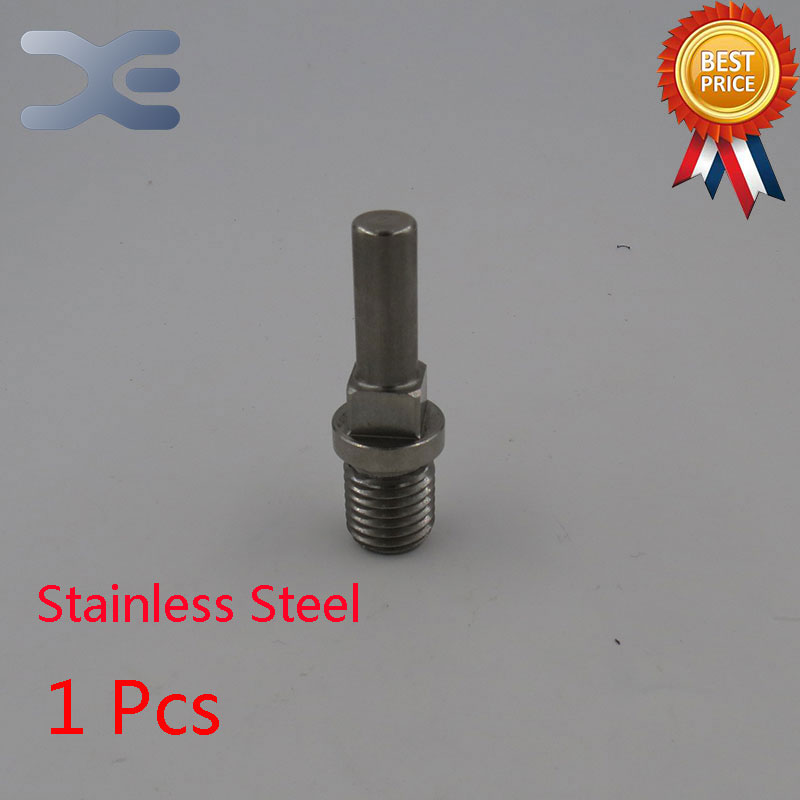 Bright High Quality Electric Meat Grinder Accessories With Blade And Orifice Screw 304 Stainless Steel Square Shaft Screw