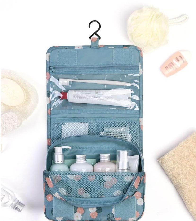 41 hot koop multifunctionele multicolor reizen opbergtas make-up tas - Home opslag en organisatie