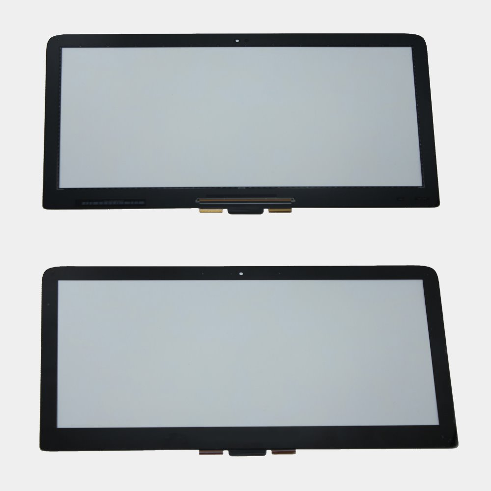 13.3 Touch Screen Glass Digitizer Replacement + Bezel For HP Pavilion x360 13-S series 13-s020nr 13-s104tu touch screen replacement module for nds lite