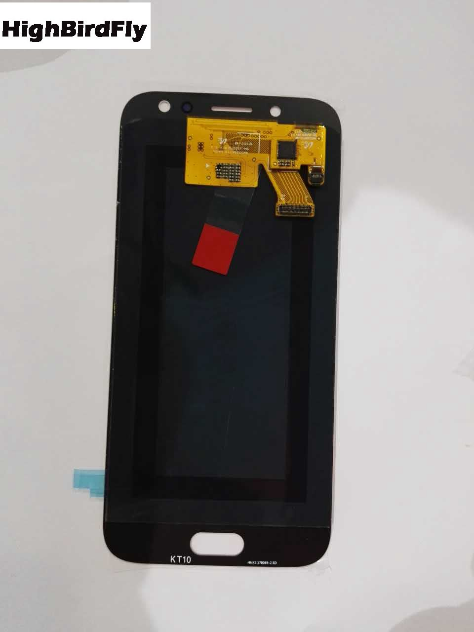 Amoled For Samsung Galaxy <font><b>J7</b></font> 2017 J730 J730F J730M J730Y Lcd Screen Display WIth Touch Glass DIgitizer Assembly Replacement Part