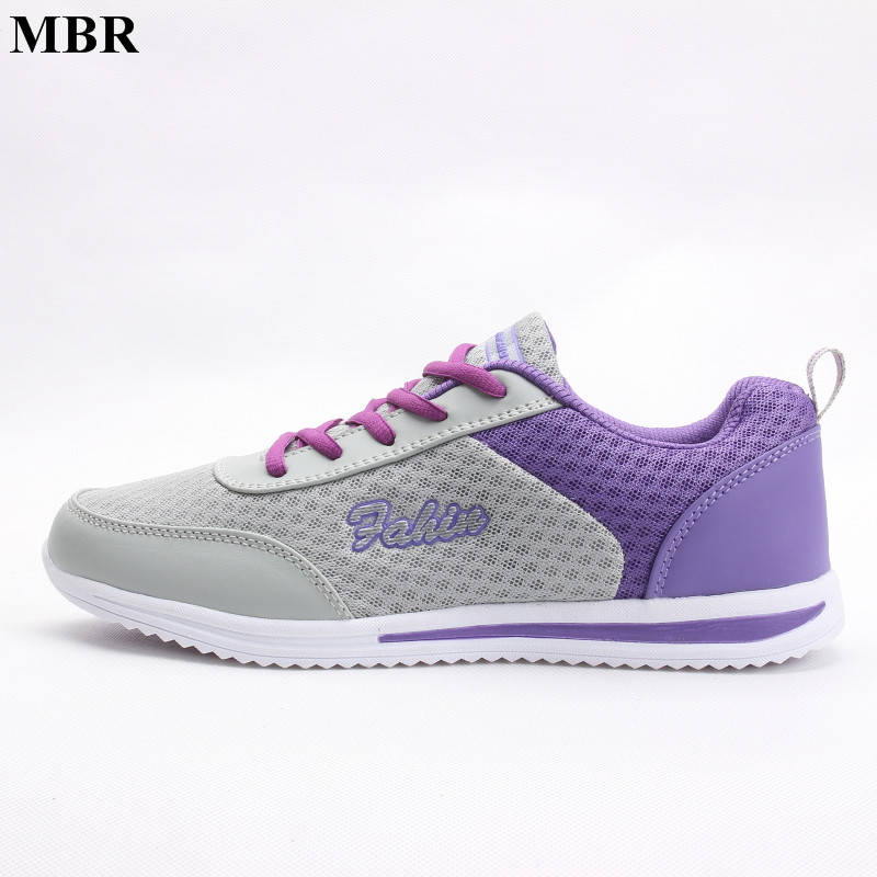 MBR 2017 New Summer Zapato Women Breathable Mesh Zapatillas Shoes For Women Network Soft Casual Shoes Wild Flats Casual 35-42 стоимость