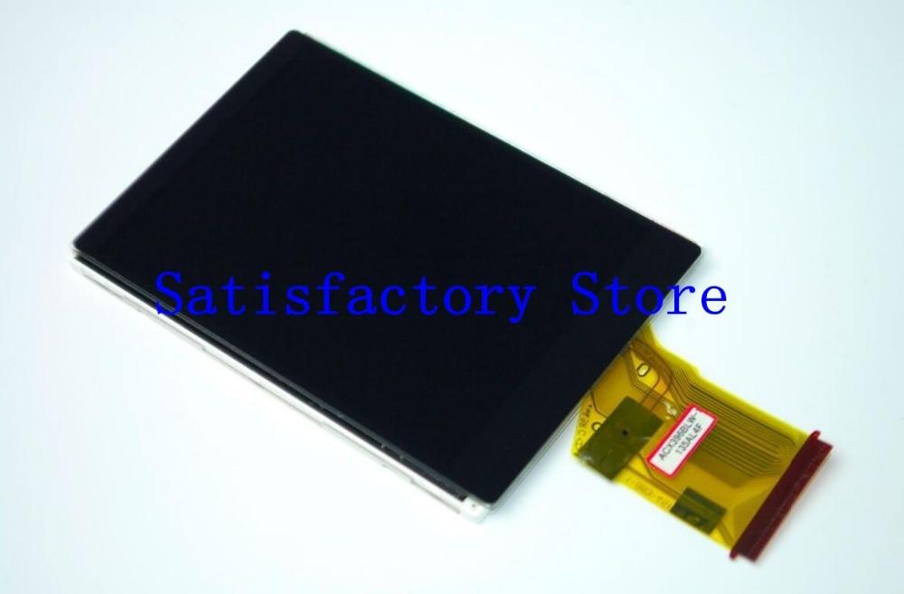 جديد LCD شاشة عرض لسوني سايبر شوت DSC-HX30 DSC-HX9 DSC-HX20 DSC-HX100 DSC-HX20V HX30 HX9 HX20 HX100 + الخلفية + الزجاج
