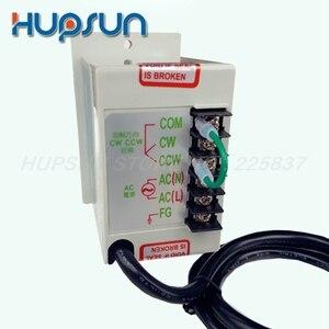 Image 4 - Hohe qualität präzise elektrische getriebe digitale geschwindigkeit controller für ac motor speed controller 400 watt ac 220 v motor geschwindigkeit controller