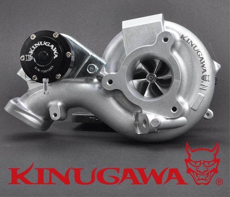 Kinugawa Billet Turbocharger TD05H 18G for Mitsubishi 4B11T EVO 10 Bolt On