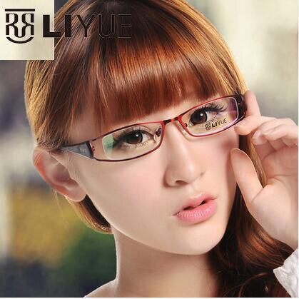 computer glasses fashion glasses frame women optical 2016 eye glasses frames for women clear glasses prescription eyewear 9260